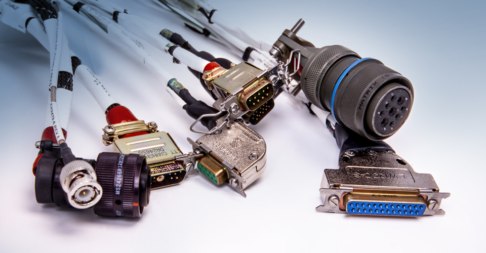 Manufacturing of electronic cable